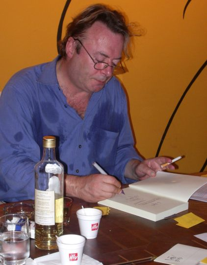 Christopher Hitchens, INTJs, and Extroverted Sensing (Se