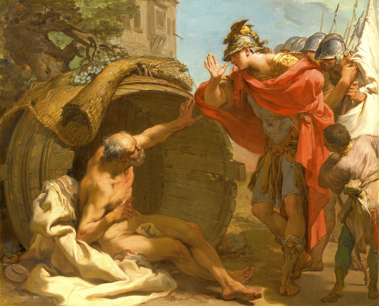 Alexander the great quotes idr labs diogenes and alexander the great kristyandbryce Choice Image