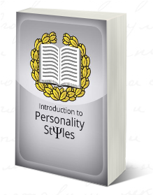 Manual of Personality Styles conver