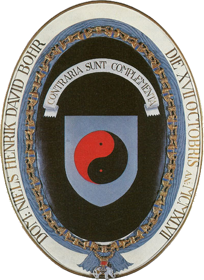 Niels Bohr's crest