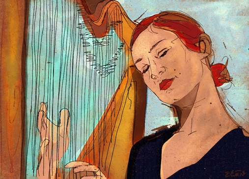 Joanna Newsom Fan Art