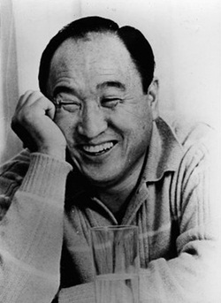 Laughing Sun Myung Moon