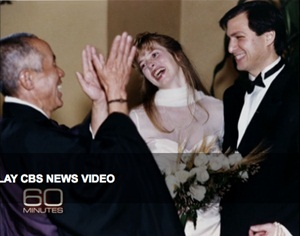 Steve Jobs' wedding