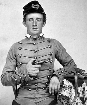 Young George Custer