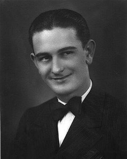 Young Lyndon B. Johnson